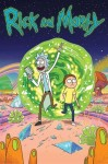 Plakat Maxi Portal - Rick and Morty