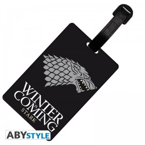 Zawieszka Bagażowa Winter is Coming - Game of Thrones