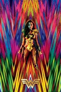 Plakat Maxi Wonder Woman 1984 - DC Comics