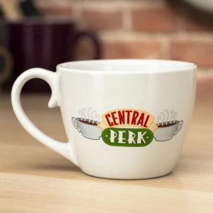 Kubek Cappuccino Central Perk - Friends