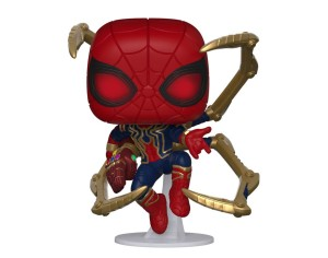 Figurka Funko POP! #574 Iron Spider Nano Gauntlet - Marvel