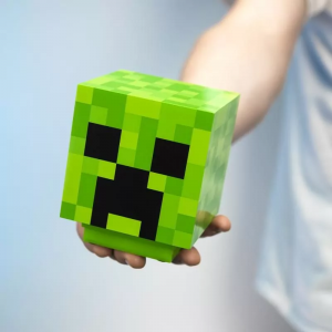 Lampka Creeper - Minecraft
