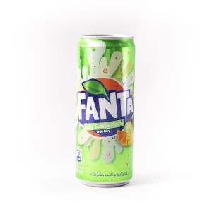Fanta Soda Cream 330ml