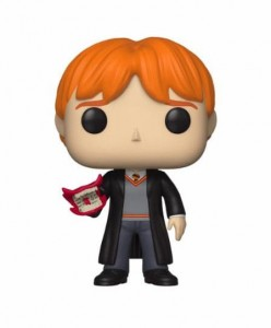 Figurka Pop! Ron Weasley Z Wyjecem - Harry Potter