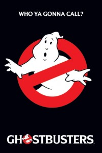 Plakat Maxi Logo - Ghostbusters