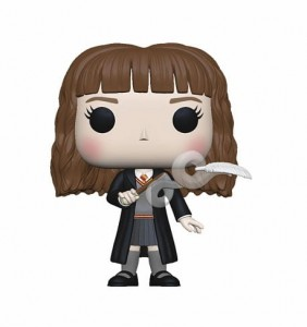Figurka Pop! #113 Hermiona Z Piórem - Harry Potter