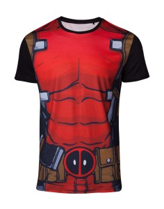 Koszulka Fullprint Deadpool - Marvel