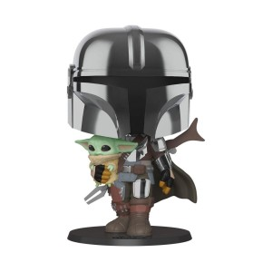 Figurka Funko POP! #380 Mandalorian Super Sized - Star Wars