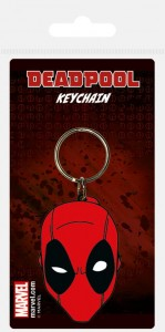 Brelok Maska Deadpool - Marvel