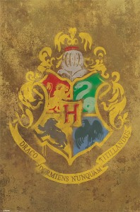 Plakat Maxi Herb Hogwartu - Harry Potter