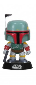 Figurka Pop! #08 Boba Fett - Star Wars