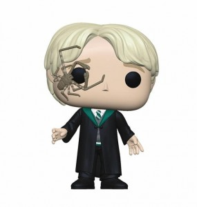 Figurka Pop! #117 Malfoy Z Pająkiem - Harry Potter