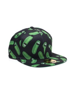 Czapka Snapback Pickle Rick - Rick and Morty